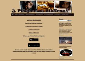preguntasbiblicas.net