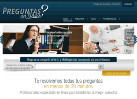 preguntasenlinea.com