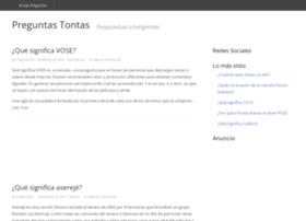 preguntastontas.com