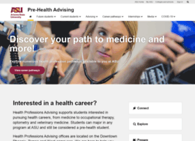 prehealth.asu.edu