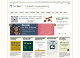 prehealth.calpoly.edu