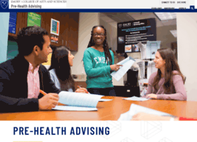 prehealth.emory.edu