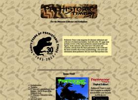 prehistorictimes.com