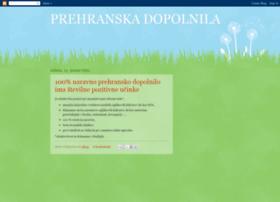 prehranskadopolnila.blogspot.si