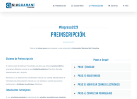 preinscripcion.uncoma.edu.ar