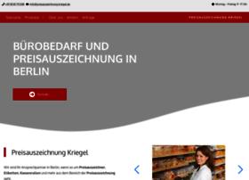 preisauszeichnung-kriegel.de