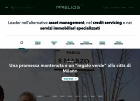 prelios.com