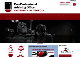 premed.uga.edu