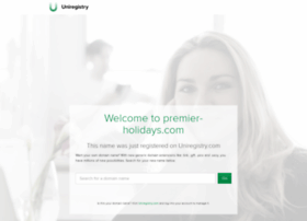 premier-holidays.com