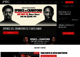 premierboxingchampions.com