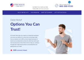 Premierdebthelp.com