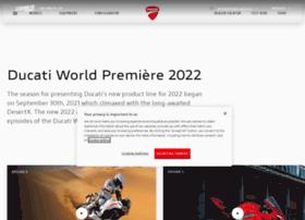 premiere.ducati.com