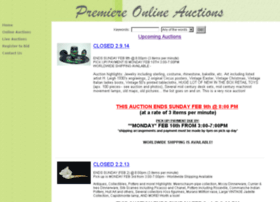 premiereonlineauctions.com