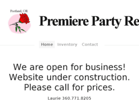 premierepartyrentals.com