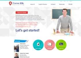 premiereslrecruiting.com