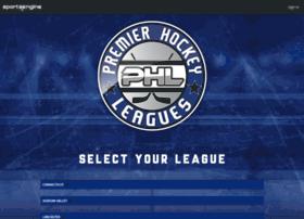 premierhockeyleagueli.com