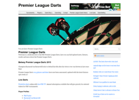 premierleague-darts.co.uk