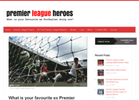 premierleagueheroes.co.uk