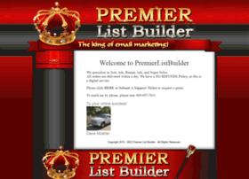 premierlistbuilder.com