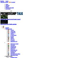 Premiershiptalk.com