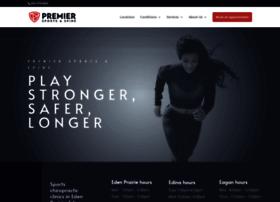 premiersportsandspine.com