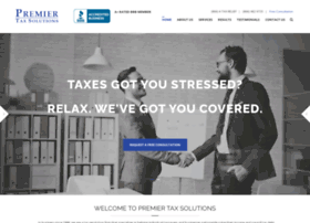 premiertaxsolutions.com