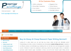 premierwritings.com
