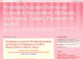 premiumaccountdownload.com