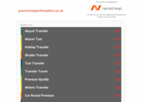 premiumairporttransfers.co.uk