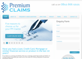premiumclaims.com