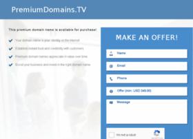 premiumdomains.tv