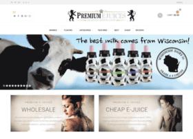 premiumejuices.com