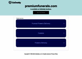 premiumfunerals.com