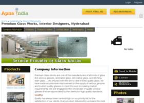 premiumglass-hyderabad.apnaindia.com