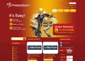 premiuminrupees.com