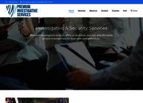 premiuminvestigativeservices.com