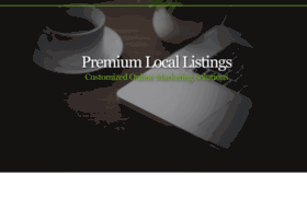 premiumlocallisting.com