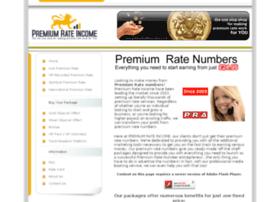 premiumrateincome.co.uk