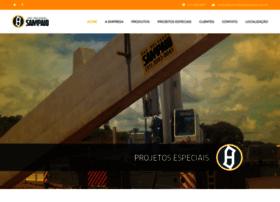 premoldadossampaio.com.br