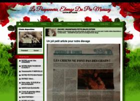 premoussey.chiens-de-france.com