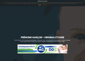 prenomsgarcon.fr