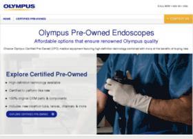 preowned.olympusamerica.com