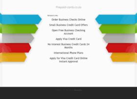 prepaid-cards.co.za