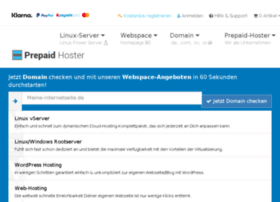 prepaid-hoster.de