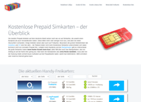 prepaid-karte-kostenlos.de