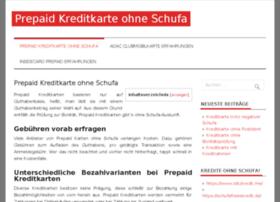 prepaid-kreditkarte-ohne-schufa.de