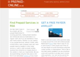 prepaid-online.co.za