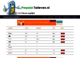 prepaid-tarieven.nl