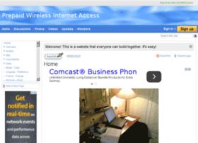 prepaid-wireless-internet-access.wikifoundry.com