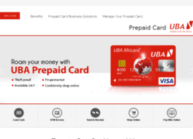 prepaidcard.ubagroup.com